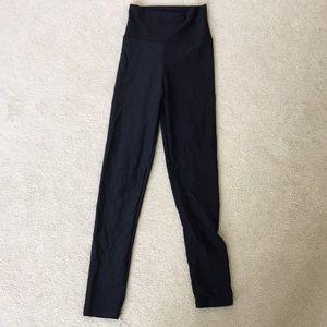 high waisted spandex leggings